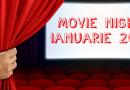 Evenimente cinematografice ianuarie 2019